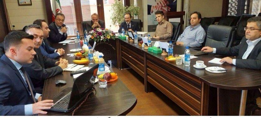 Şirketimiz İran'da