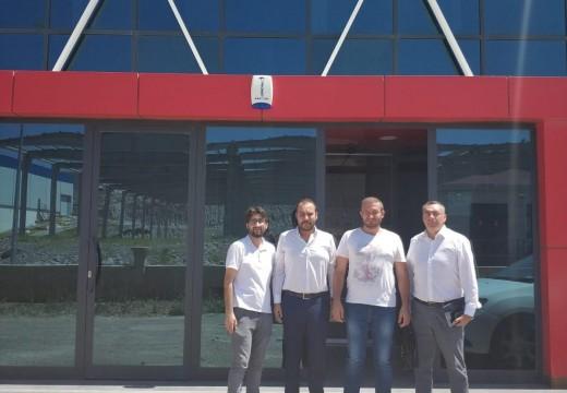 Erbay Panoda TS EN 61439-2 ve TS EN 62208 Kapsamında Denetimimizi Gerçekleştirdik.
