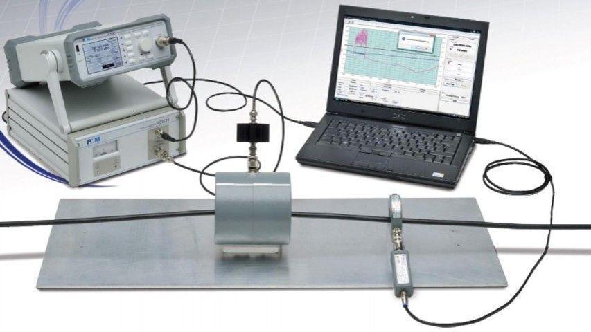 EMC Testi Elektromanyetik Uyumluluk TS EN 61000-4-6 / IEC 61000-4-6
