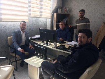 Ankara Analiz Pano Gözetim Denetimi Gerçekleştirildi.
