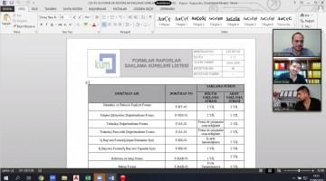Kum Elektrik firmasının TS EN 61439-1&2 ve TS EN 62208 standartları kapsamında gözetim  denetimini gerçekleştirdik.